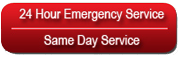 24 Hour Emergency Service and Same Day Service