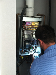 Bosch Tankless Water Heater Repair in Los Angeles